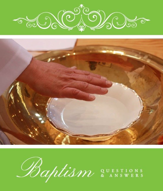 Baptism- questions and answers